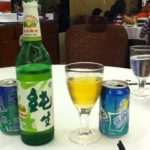 子連れ北京3日目(3) レストランでディナー