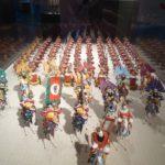 子連れ北京4日目(1) 中国美術館・南锣鼓巷