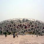 子連れ北京3日目(2) 鳥の巣・オリンピックスタジアム