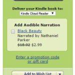 KindleとAudibleのシンクロリーディングがさらに便利に