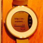 Pebble Time Roundのミュージックアプリ