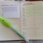 スマホを使った学習記録のつけ方・忘却曲線の復習タイミングがわかる