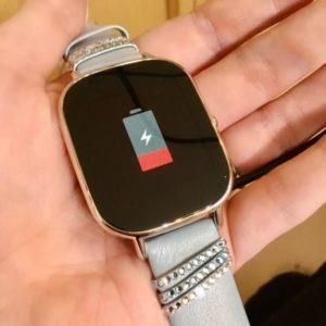 Zenwatch 2 クリスタルモデル