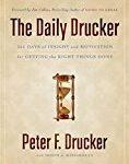 ドラッカー 365の金言の原書・The Daily Drucker 読み終えました