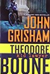 Theodore Boone ジョン・グリシャムの児童書を読み終えました