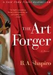 The Art Forger 読み終わりました。