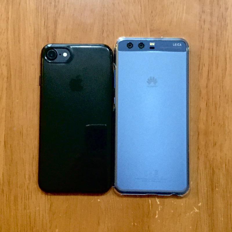 iPhone P10 比較
