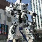 お台場THE GUNDAM BASE TOKYO (ガンダムベース東京)に行ってきました!