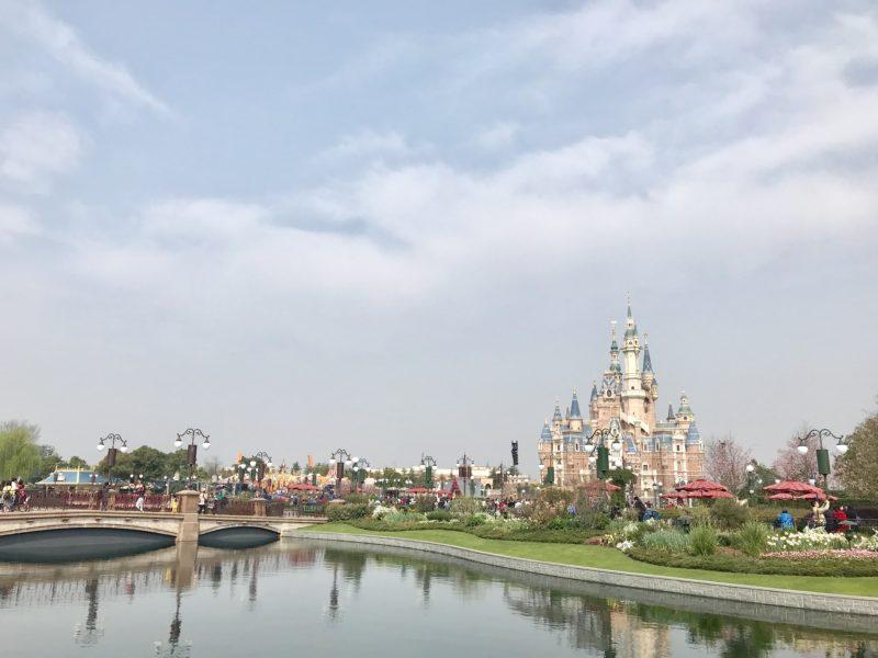 上海ディズニー 入場ゲート パスポート