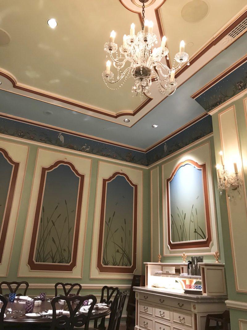 上海ディズニー ロイヤルバンケットホール