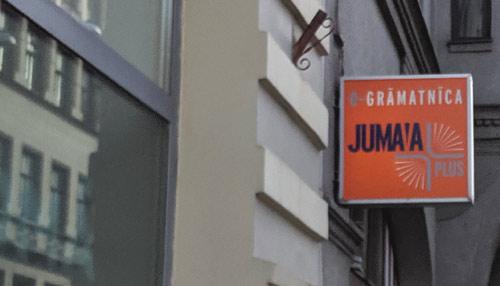 Grāmatnīca Jumavas