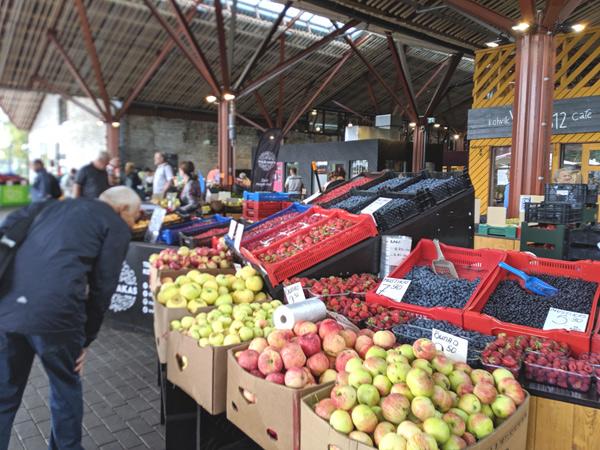 タリン マーケット 市場