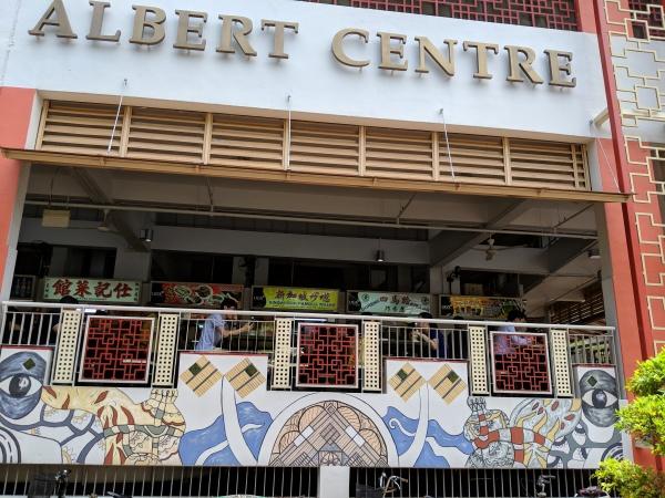 Albert centre